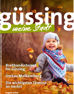 Stadtzeitung Güssing September 2018